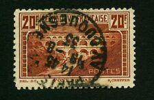 "FRANCE N°262B  ""PONT DU GARD D.11"" OBLITERE TB A VOIR ."
