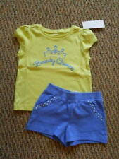 NWT Gymboree Greek Isle Style Top~Short 3 3T