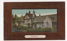 Huddersfield, Old Bay Hall Postcard, A660