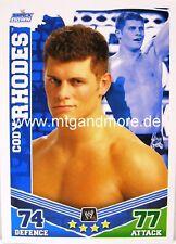 Slam ATTAX Mayhem #105 Cody Rhodes