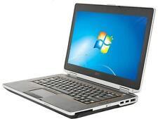 "DELL Laptop E6420 i5 2.3 GHz 4GB 128GB SSD 14"" Windows 10 Pro NE5-0034 DVD-RW"