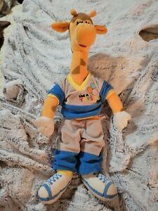 """Vintage (1987) Geoffrey The Giraffe Plush Toys """"R"""" Us 18"""""""