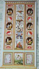Raphael Loggia Panel, Vatican-Blank Carte de vœux, Giovanni Volpato