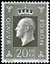Norway  Scott #542 Mint No Gum