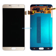 Pour Samsung Galaxy note 5 N920F N920 écran LCD Vitre Tactile Touch Screen Gold