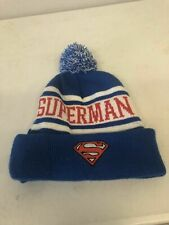 Superman Beanie Winter Hat Cap Superman Super Hero Hat Cap c26