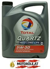 1x 5l Liter TOTAL Quartz Ineo Long Life3 5W-30 VW 504 00 / 507 00 Motoröl