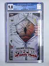 Marvel's Peter-Parker Spectacular Spider-Man #1 Premier Edition