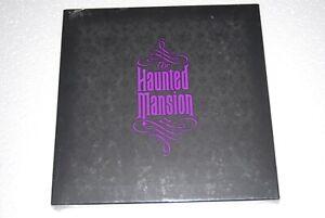 HAUNTED MANSION 40th Anniversary SEALED CD LP Book BOX SET Disneyland EXCLUSIVE