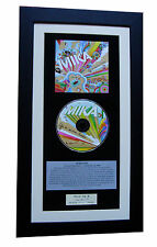 MIKA Life Cartoon Motion CLASSIC CD Album TOP QUALITY FRAMED+EXPRESS GLOBAL SHIP