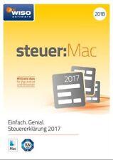 WISO steuer:Mac 2018 als CD-Box für Mac
