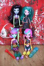 Create A Monster Collection mers Monstres Creepy laboratoire Poupée doll Monster High