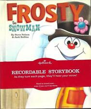 Hallmark - FROSTY THE SNOWMAN recordable storybook - NEW!