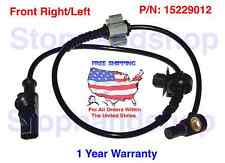 New ABS Wheel Speed Sensor fits Front Driver or Passenger Side Left Right