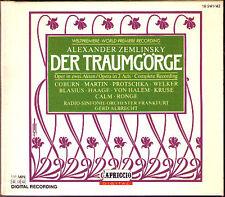 ZEMLINSKY: DER TRAUMGÖRGE Josef Protschka GERD ALBRECHT 2CD Janis Martin Coburn