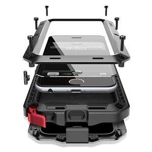 Waterproof Shockproof Aluminum Gorilla Metal Cover Case For iPhone 6+/ 6S PLUS