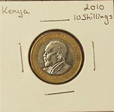 2010 Kenya 10 Shillings