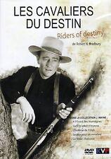 JOHN WAYNE LES CAVALIERS DU DESTIN DVD NEUF SOUS CELLO
