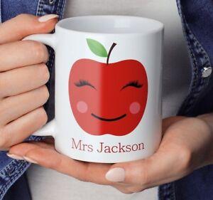 Teacher Gift Personalised Mug, Teacher Gift, Best Teacher, female teacher gift