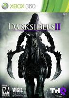 Darksiders II (Microsoft Xbox 360, 2012) NEW