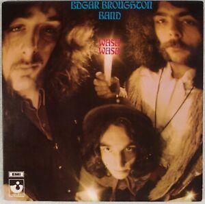 EDGAR BROUGHTON BAND: Wasa Wasa UK Harvest SHVL 757 Psych Early LP NM Vinyl