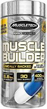 Muscle Tech Pro Series Muscle Builder 30 Day Supply EXP 01/2021
