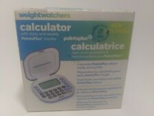 Weight Watchers Points Plus Calculator with Daily and Weekly (Free Shipping!)