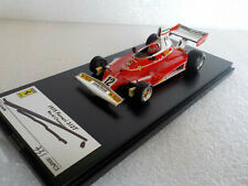 "1:43 Fujimi ""signed series"" Ferrari 312T Worldchamp 1975 N. Lauda, only 500 pc.!"