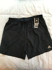 "New Men's Adidas Response 7"" Shorts  Tech Onix Climalite XL"
