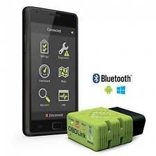 OBDLink LX Bluetooth : Interface diagnostic sans fil compatible Android, Windows