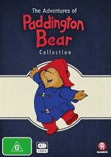 The Adventures Of Paddington Bear (DVD, 2015, 3-Disc Set)