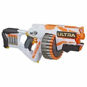 NERF Ultra One Motorized Blaster Toy Gun with 23 Darts - E6596 *open box*