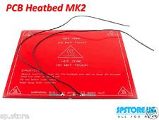 Heizbett PCB Heated MK2 Heizbett 3D Drucker printer PT01001 Prusa Mendel RepRap