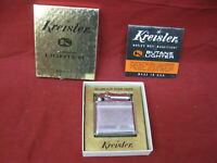VINTAGE KREISLER LIGHTER BRAND NEW IN BOX WITH ORIGINAL PAPERWORK