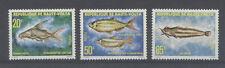 POISSON Haute Volta 3 val de 1979 ** FISH FISCH PESCE