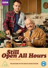 Still Open All Hours Season 3 Series Three + 2016 Christmas Special BBC New DVD