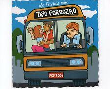 CD TRIO FORROZAOde ferias conBRASIL EX+ (R2055)