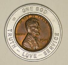 The Kiwanis Circle Live the Golden Rule Never Go Broke / Good Luck To... Lot 279
