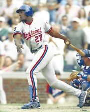 8x10 photo Baseball,Vladimir Guerrero, Montreal Expos ~Batting Game Action