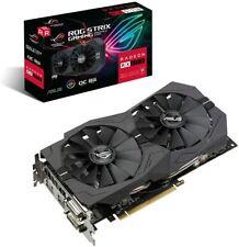 Asus Radeon Rx 570 ROG STRIX OC 8gb Grafikkarte-NEU -