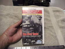 Reader's Digest Great Battles of WW2 Victory in The Pacific Vol. 1 VHS Tape