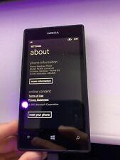Nokia Lumia 520 AT&T Windows Smartphone 8GB Black