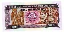 Mozambique... P-133a ... 5000 Meticais ... 1988 ... *GEM-UNC*