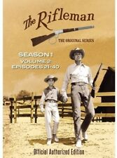 The Rifleman: Season 1 Volume 2 (Episodes 21 - 40) [New DVD] Boxed Set