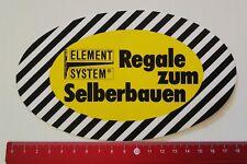 Pegatina/sticker: sistema de elemento para estanterías construir tú mismo (25041738)