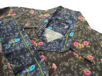 "TED BAKER Mens Shirt 🌍 Size 3 (CHEST 40"") 🌎 RRP £65-129+ 📮 VIBRANT FLORAL"