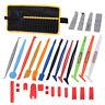 32pcs/Set Vinyl Car Wrap Tools Kit Tucking Tool Magnetic Stick Squeegees w/ Bag