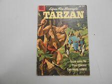 Tarzan #119 (Jul-Aug 1960, Dell)! FN5.5-! Silver age ERB beauty! MUST HAVE!