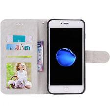 Magnetic Flip Wallet Case Leather Bag Detachable Cover For iPhone 6s / 7 /7 Plus