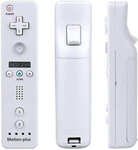 2in1 Remote MotionPlus Controller Fernbedienung Nunchuk Für Nintendo Wii Farben